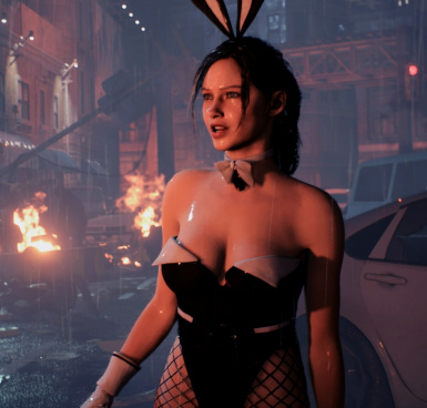Sexy Bunny Outfit by Aerosmith