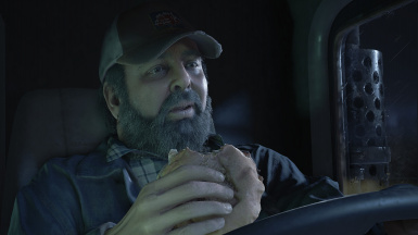 the  burger Zombie