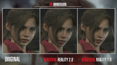 Beautiful Reality Face - Claire Update