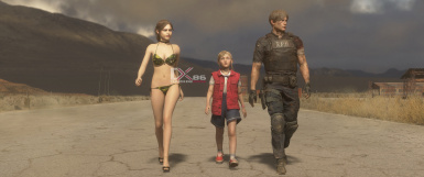 Resident Evil 2 Remake UWQHD with Mods Set 2 pic269