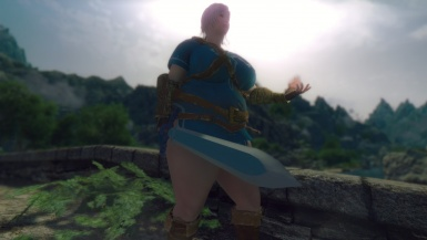 The Legend of Chonky Aeterna
