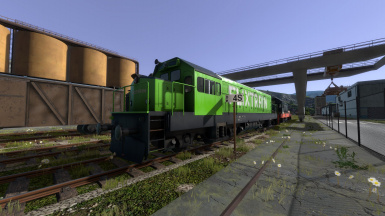 New Flixtrain DE6 livery - now with extra green