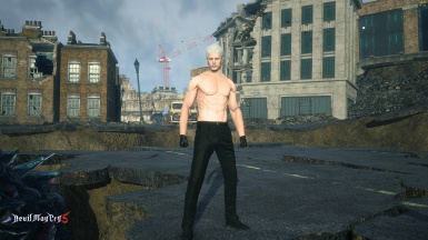 Vergil is ready for duty
