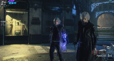 Devil may cry 5 co op mod