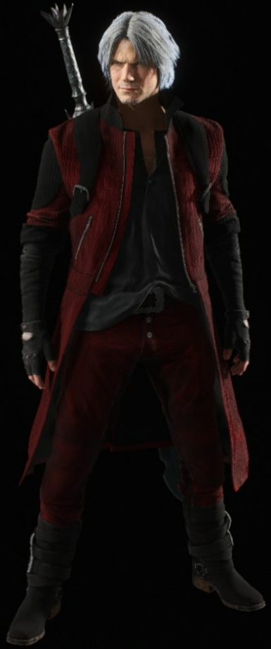 Dante Croco coat and jeans and dmc1 inspired jacket combo