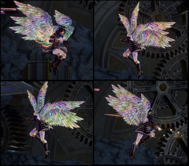 Stained Glass Wings Mod