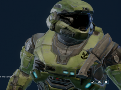The Doomslayer In Halo Reach