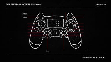 DS4 Layout mods please
