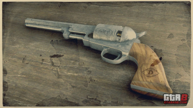 Petition for Navy Revolver in Story Mode