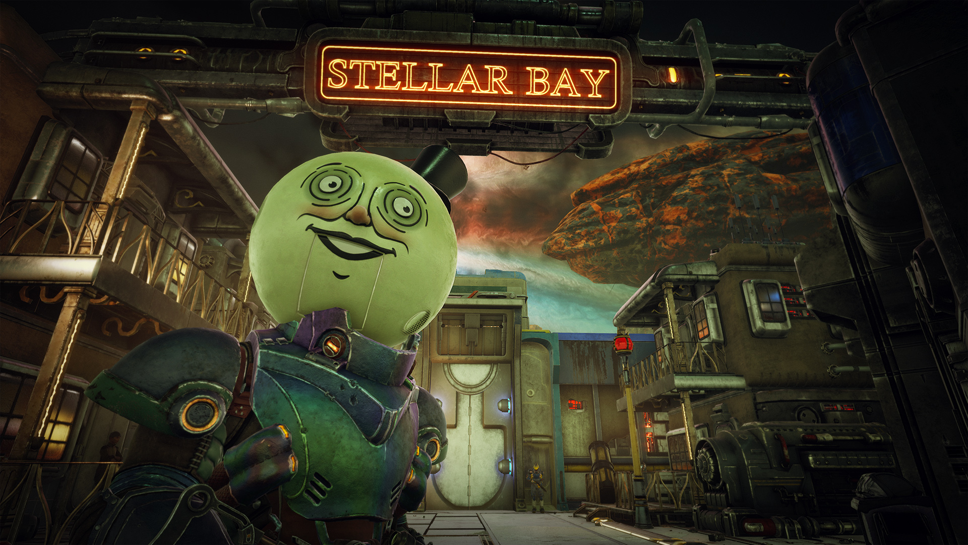 Greetings from Stellar Bay - Wish You Were Here