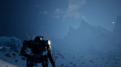 Battlefield Meditations - Icescapes