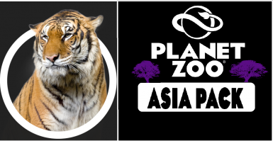 Planet Zoo Asia Pack
