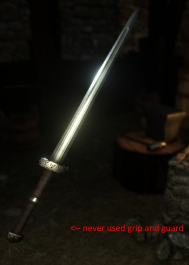 New Swords with Unused Assets - Sturgia