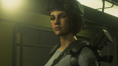 resident evil 3 remake jill stars outfit