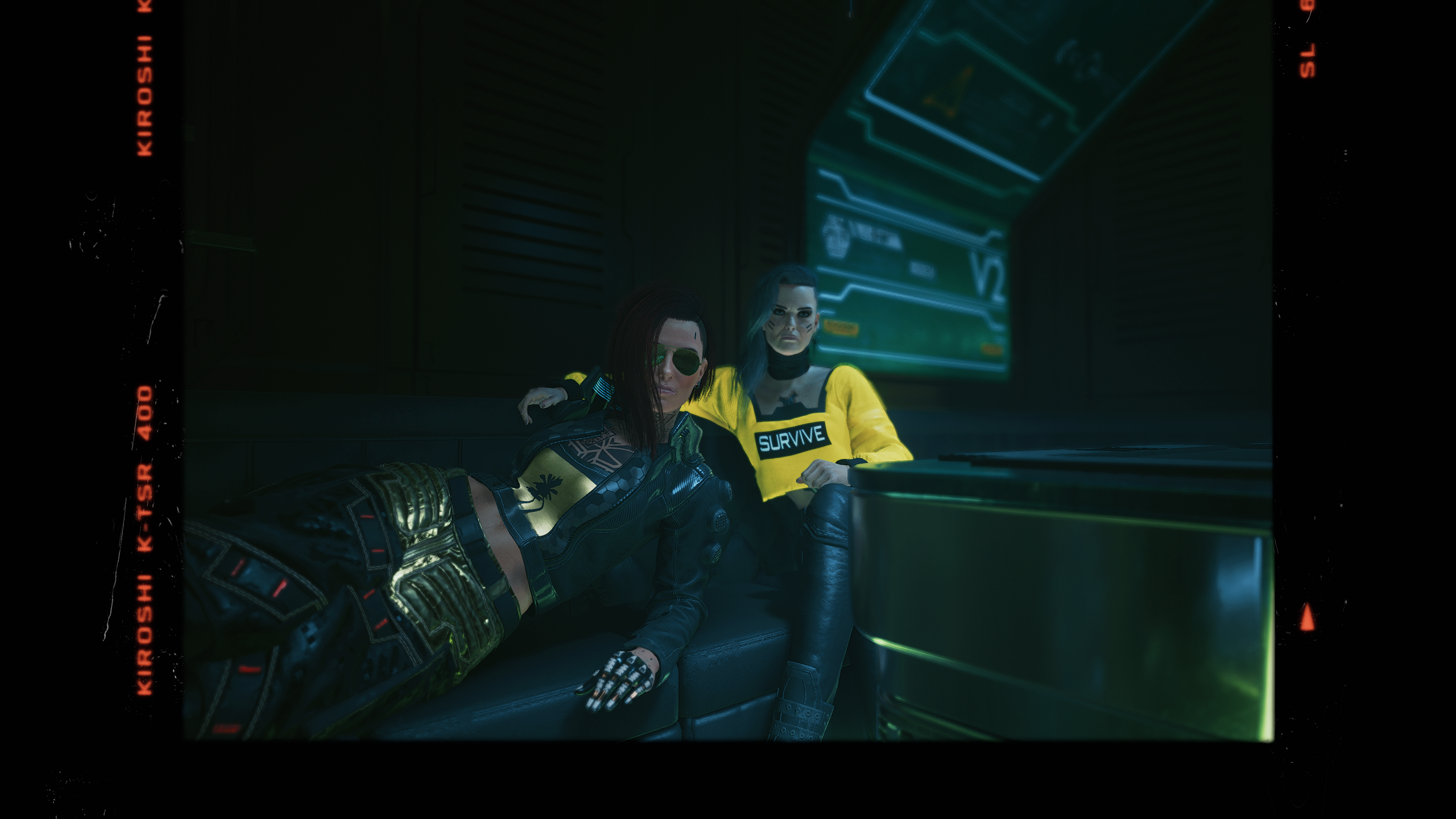 V And Rogue At Cyberpunk 2077 Nexus Mods And Community