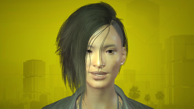 Asian V female preset