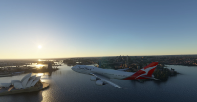 Sydney Fly Over