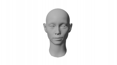 Compendium - Human Conversion Elf Head B