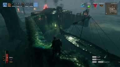 From sunken Crypt to secure Outpost