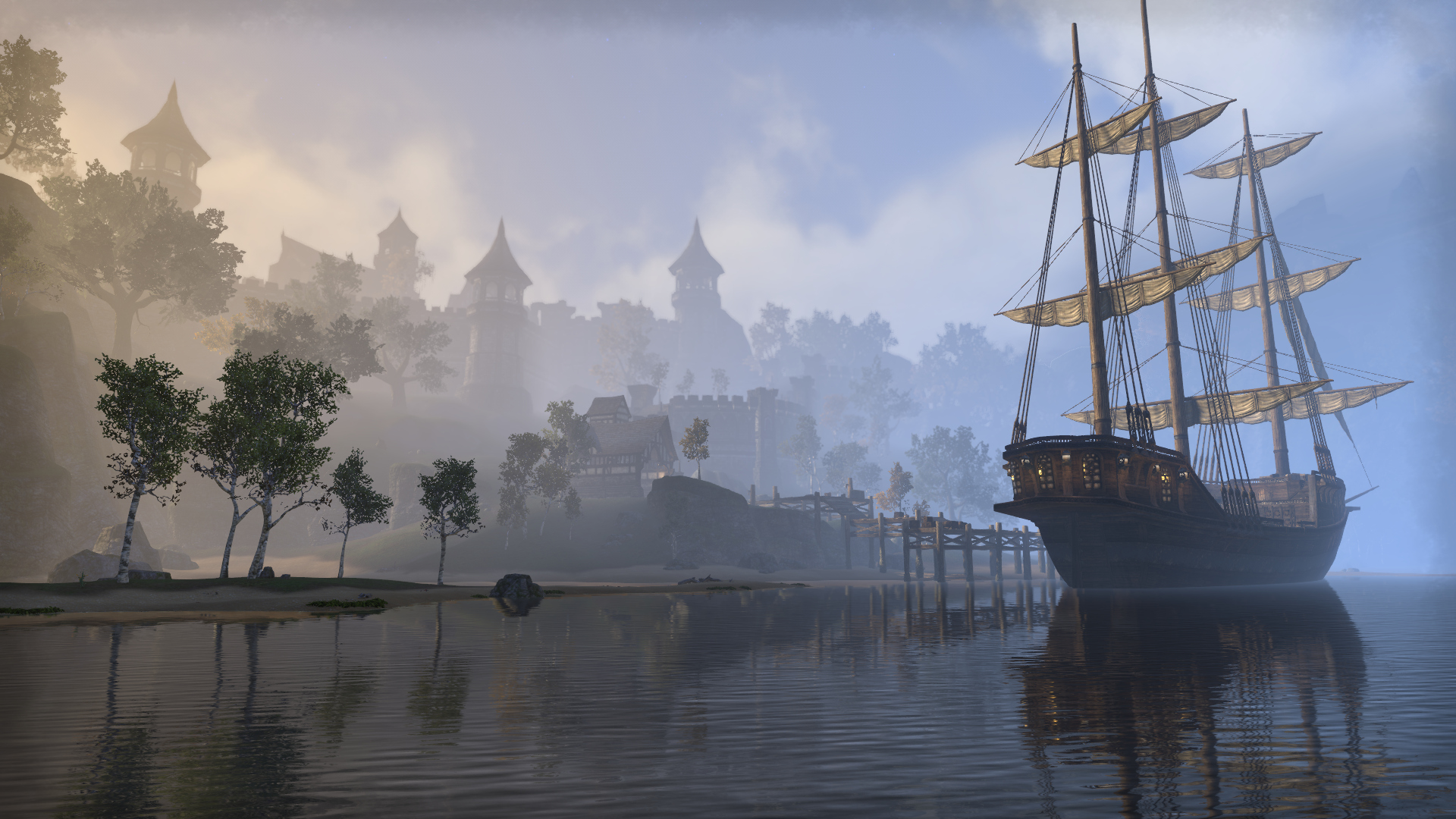Daggerfall Harbor at The Elder Scrolls Online Nexus - UI Addons