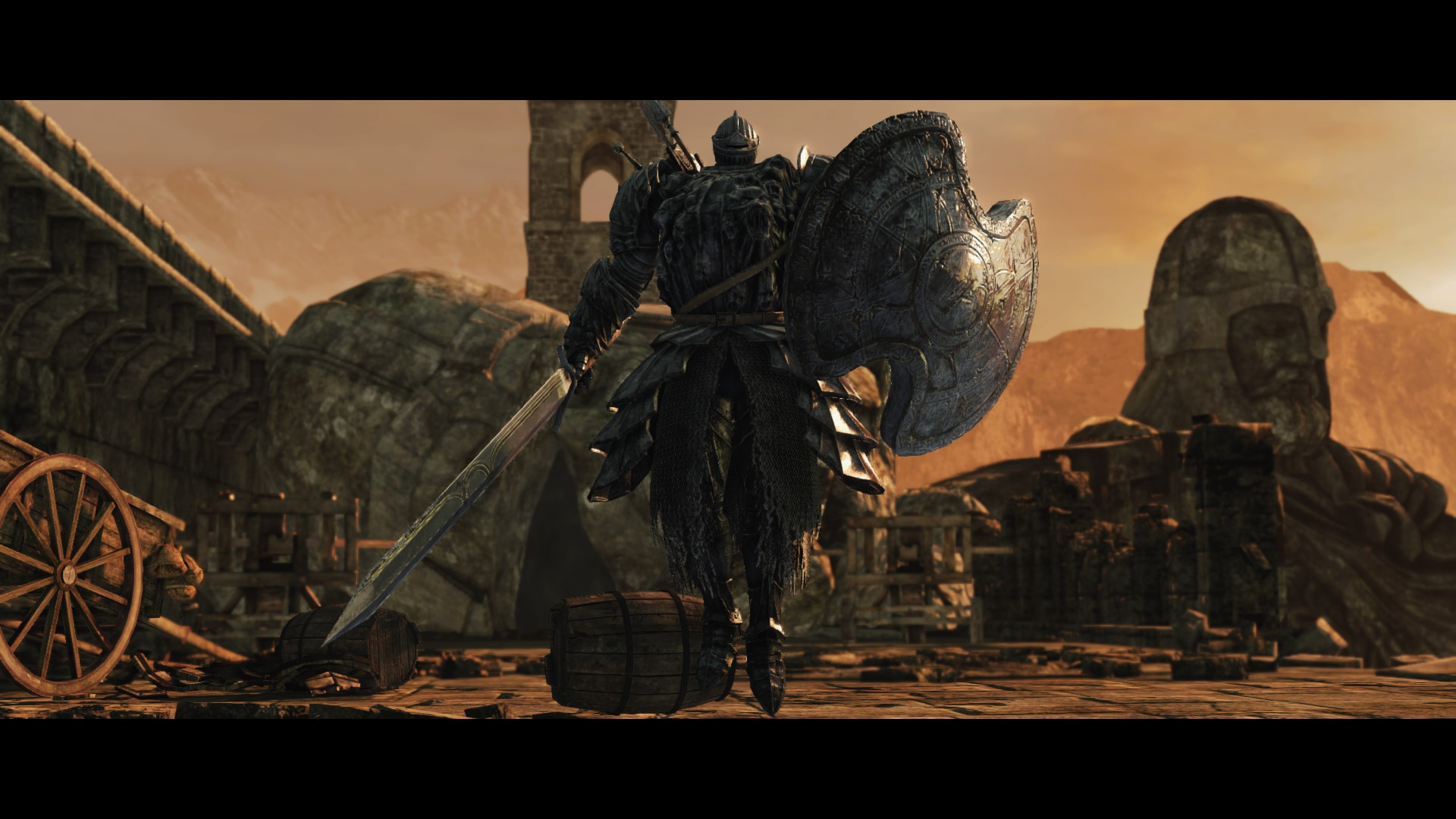 Dark Souls 2 Tribute