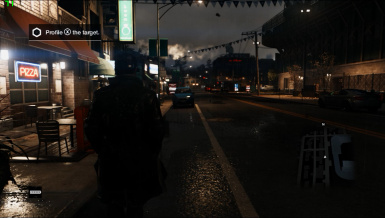Watch Dogs Dark FX