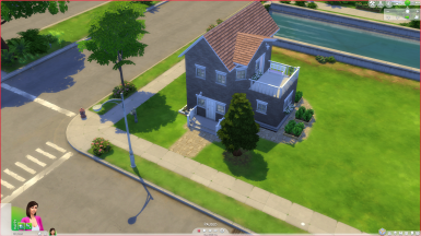 Sims 4 House Number 2