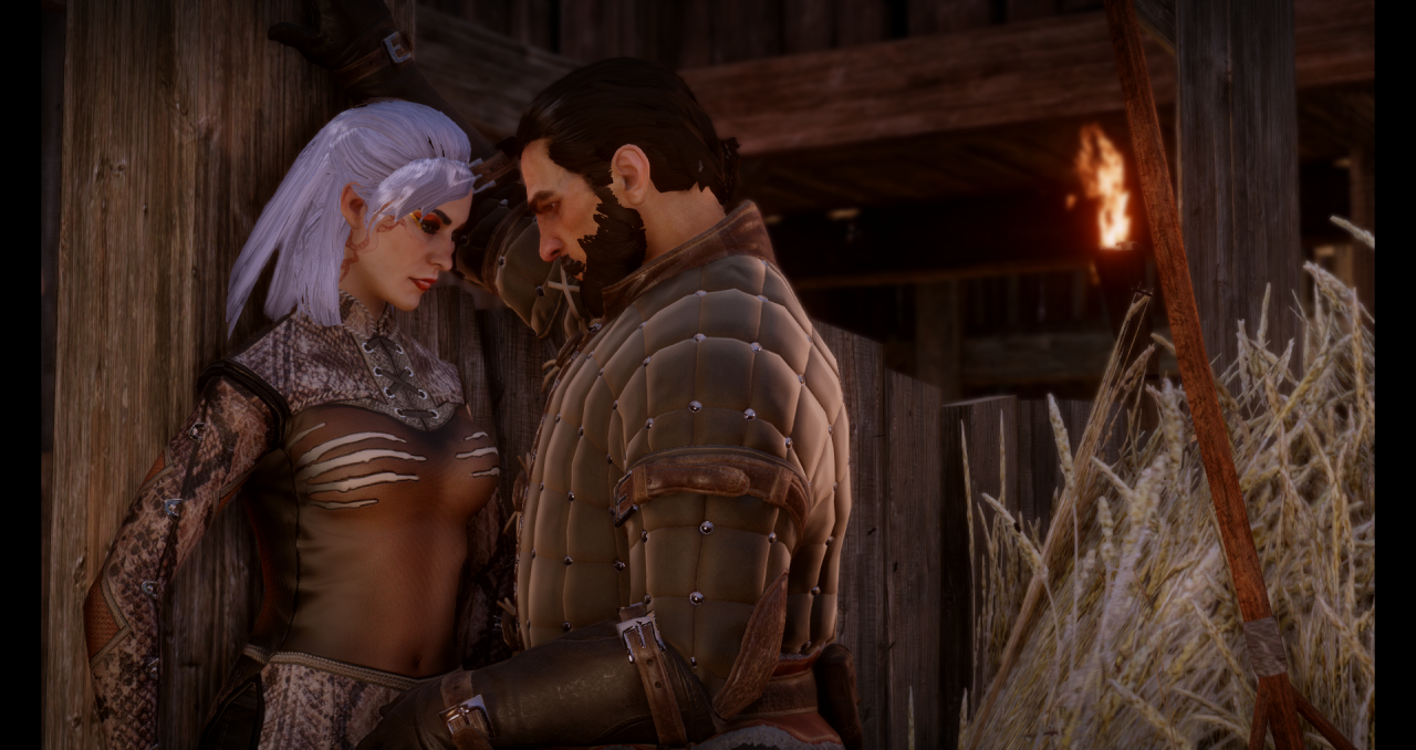 Blackwall - Warden of the North at Dragon Age: Inquisition
