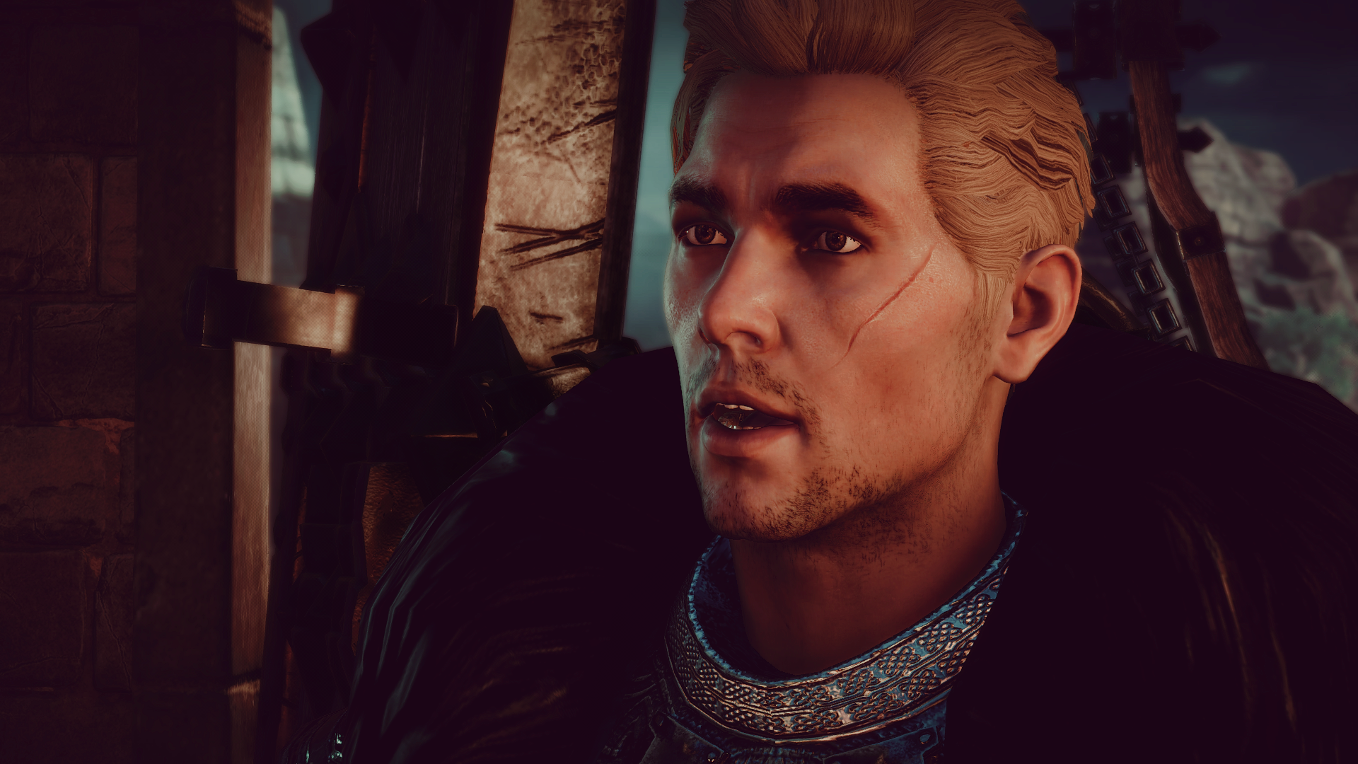 The Ever Changing Faces Of Commander Cullen At Dragon Age