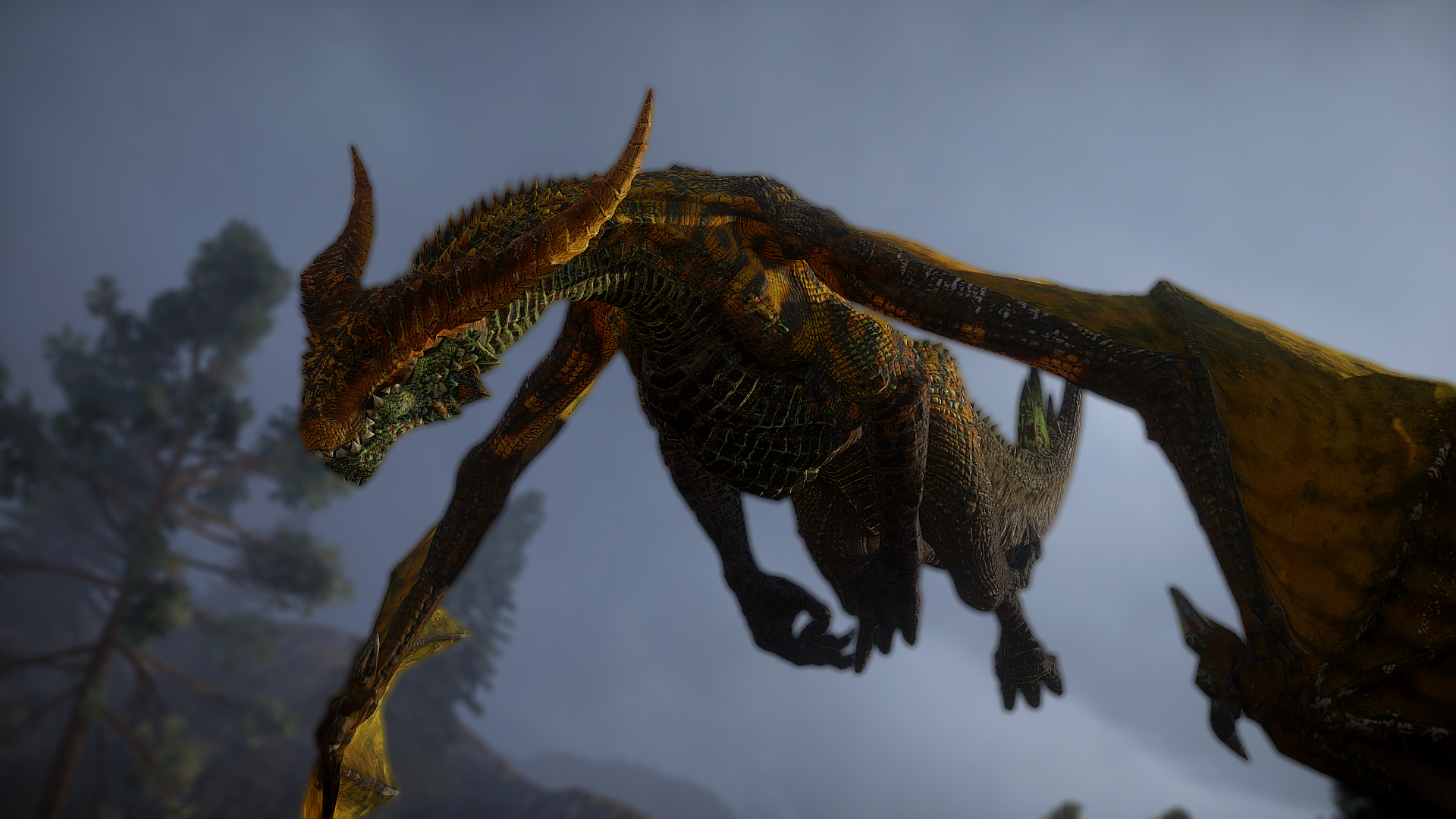 Dragon age inquisition nexus mods and community - Images de dragons ...