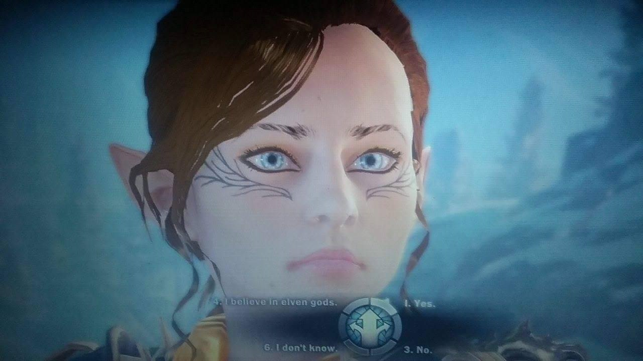 Sjofn the inquisitor at Dragon Age: Inquisition Nexus - Mods and