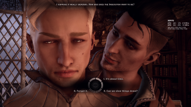 Dorian's romance is officially my favorite