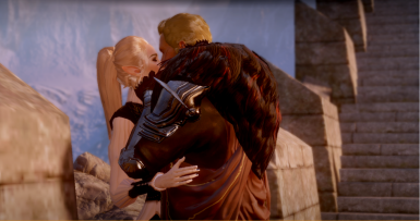 Anann Lavellan and Cullen Rutherford