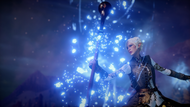 Euna Lavellan in action