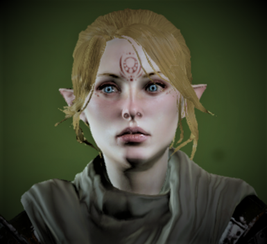 My 39th character creation