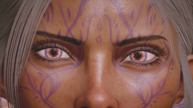 Still can't get over how gorgeous this eye texture mod is