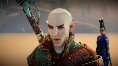 Angry Solas