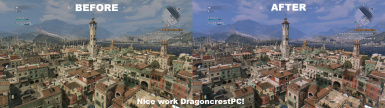 Dying Light SweetFX By DragoncrestPC - Comparison
