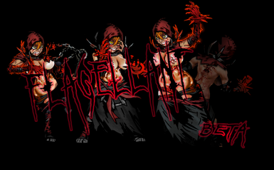 NSFW flagellant skin mod preview