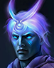 Moon Godlike Portrait - small