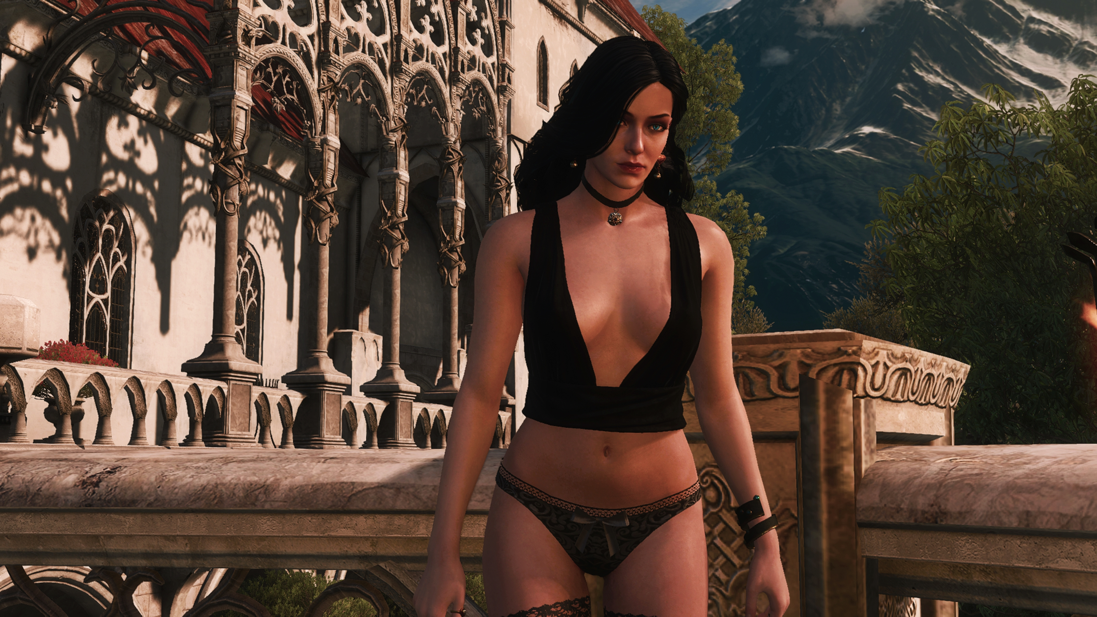 Inconspicuous at The Witcher 3 Nexus - Mods and community