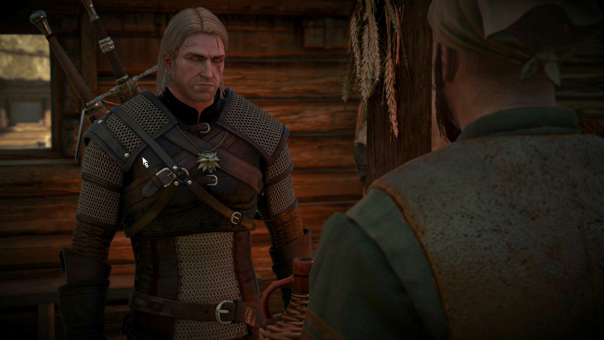 Witcher 2 Geralt Ver 3 Preview At The Witcher 3 Nexus Mods And Community