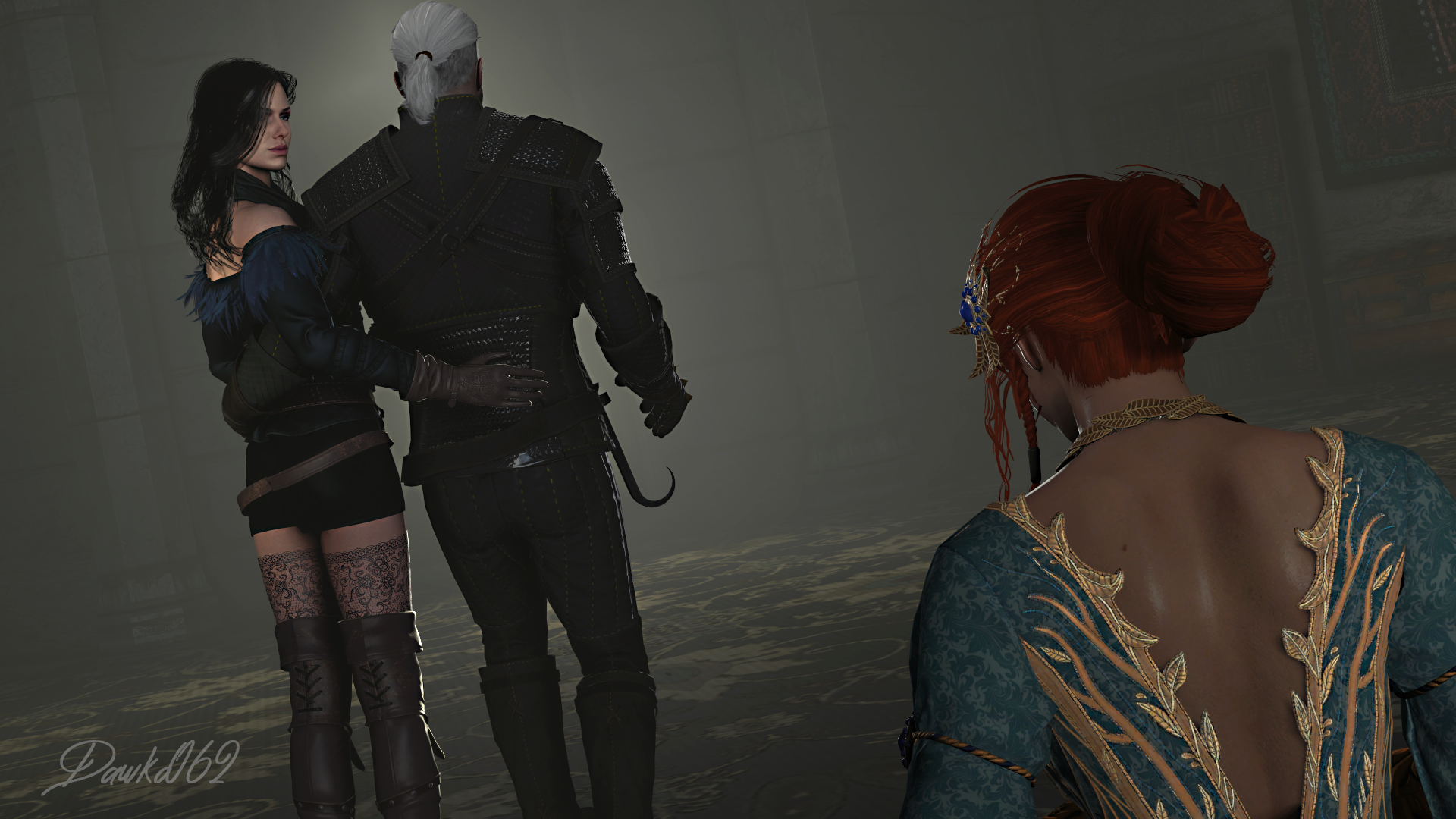 Lonely Triss