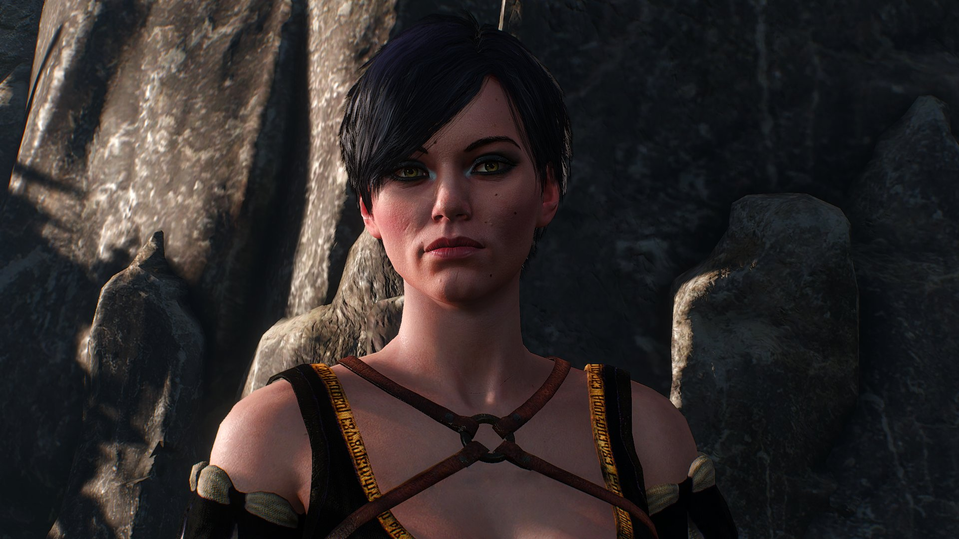 Blood And Wine Time For The Lovely Fringilla Vigo At The Witcher 3