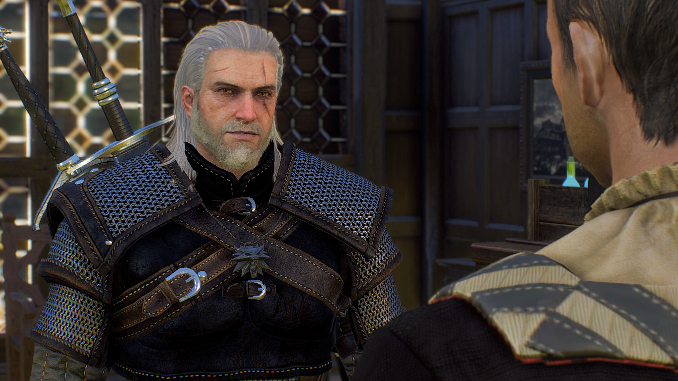 Killing monsters coloring at The Witcher 3 Nexus - Mods ...