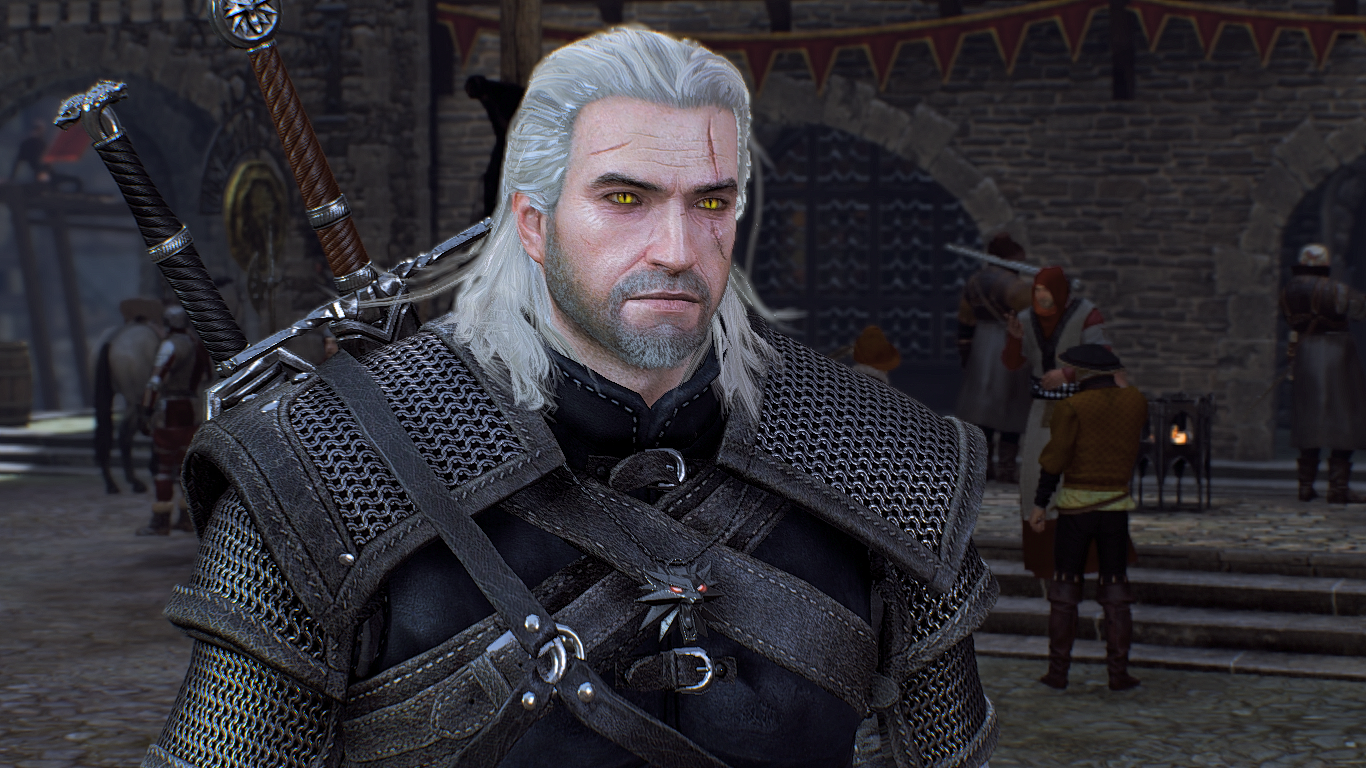 The Legendary Viper At The Witcher 3 Nexus Mods And Community