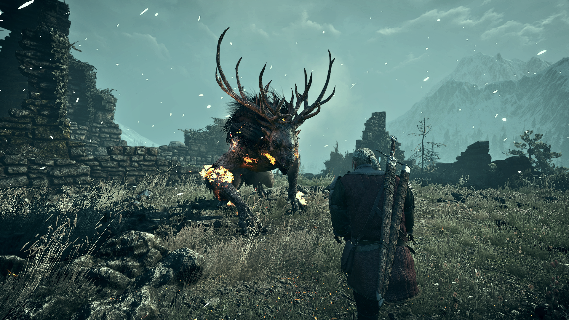 Skellige at The Witcher 3 Nexus - Mods and community