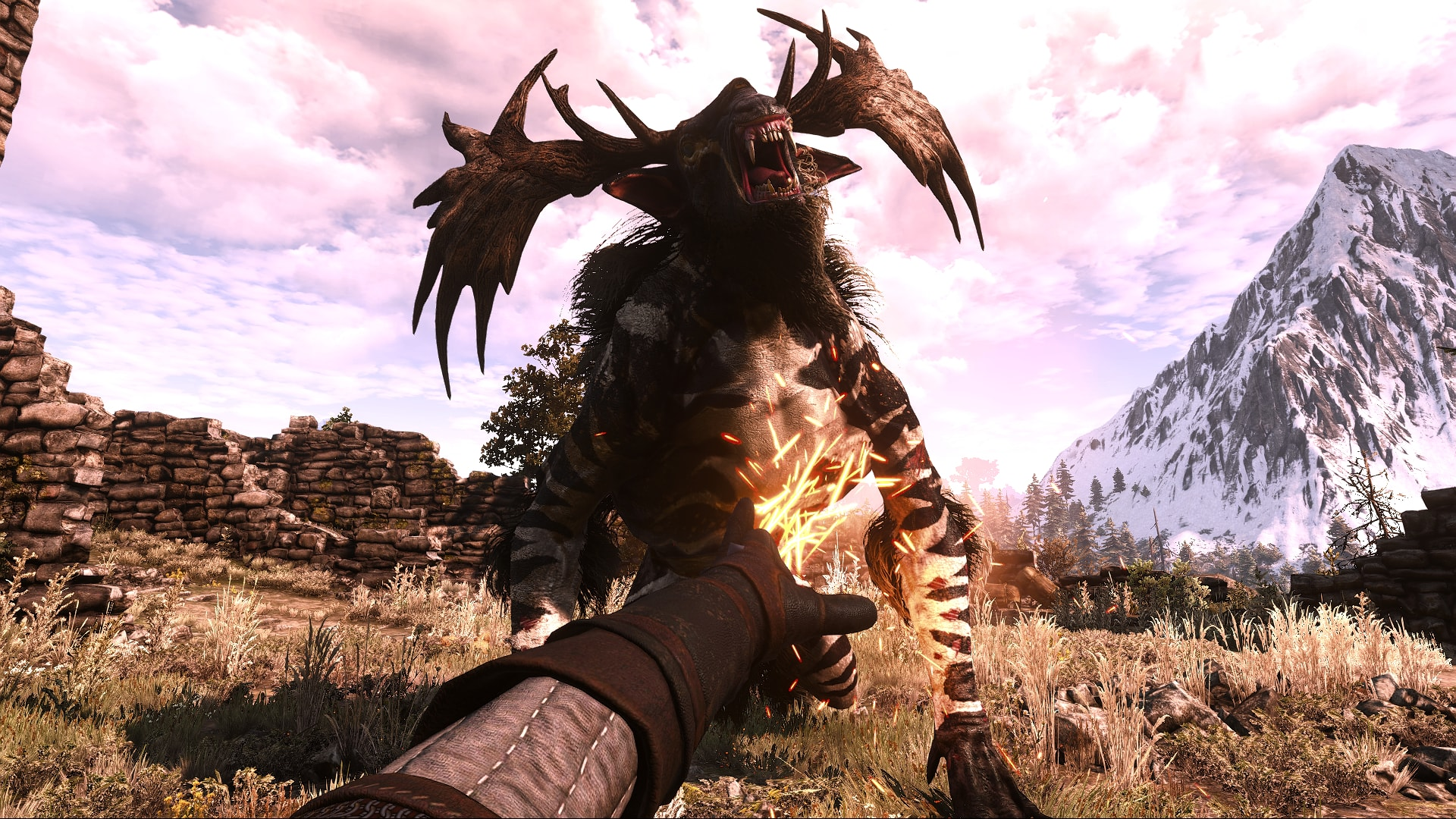 Fiend at The Witcher 3 Nexus - Mods and community