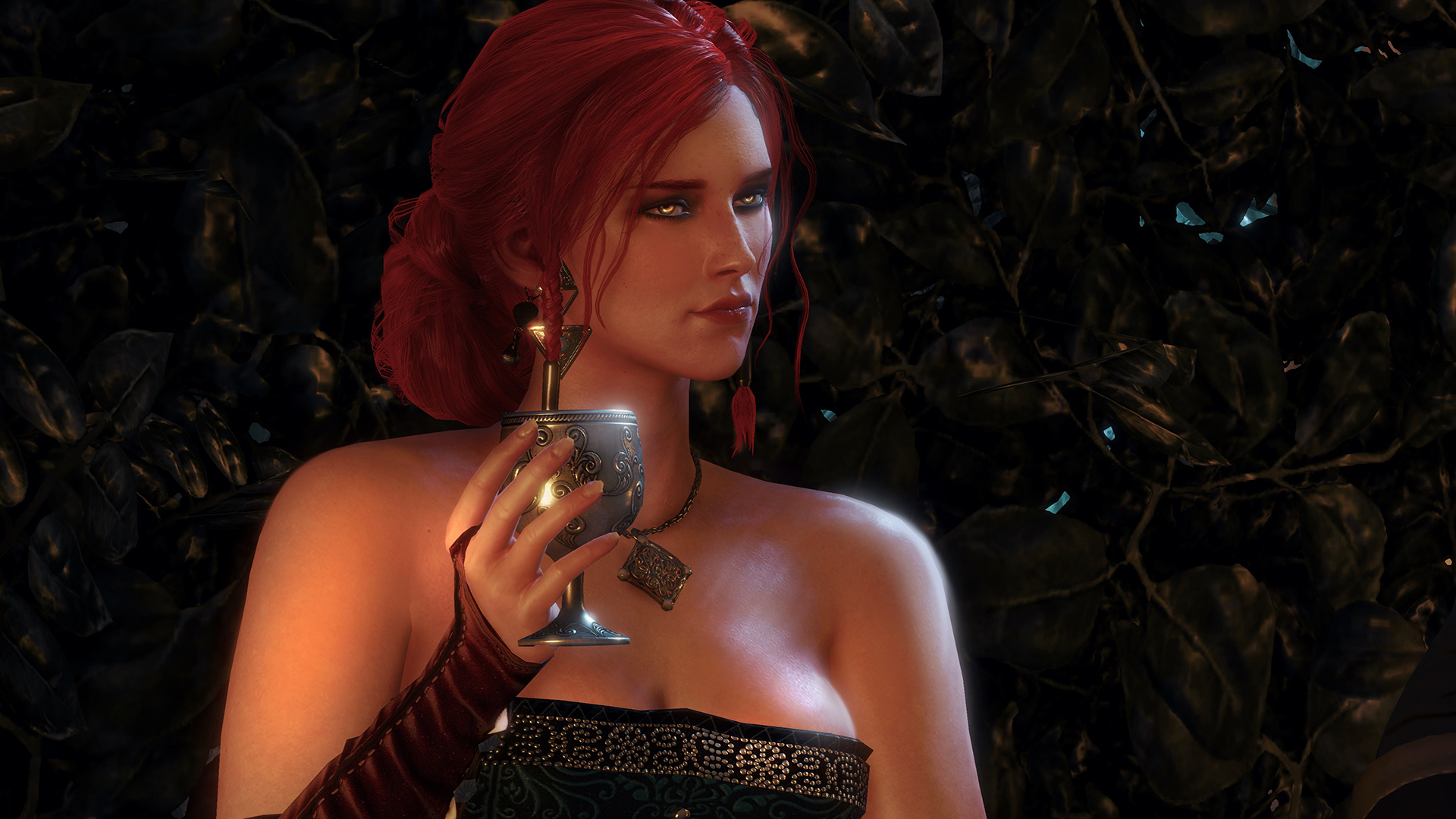 the witcher 2 triss