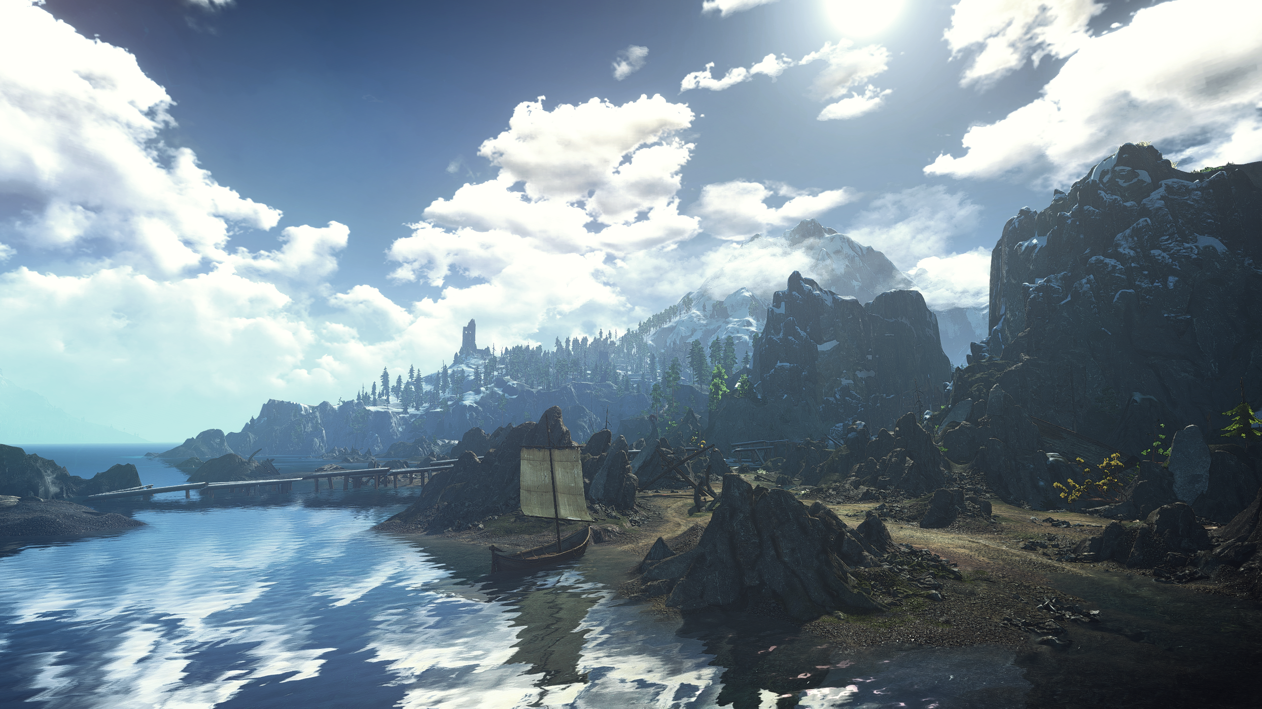 Undvik at The Witcher 3 Nexus - Mods and community